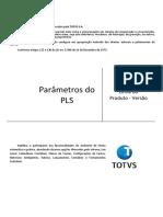 Parametros Pls