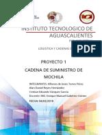 Cadena de Suministro (Mochila)