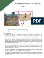 Metodos de Levantamiento Topografico Con Estacion Total (1)