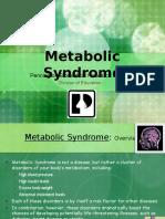 6.1. Metabolic Syndrome