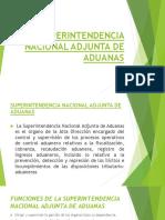 Superintendencia Nacional Adjunta de Aduanas