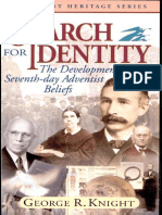 a search for identity