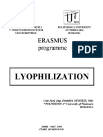 lyophilization