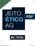 Cartilha Jeito Ético - Português