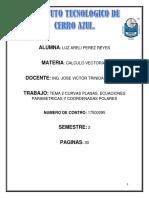 CALCULO VECTORIAL UNIDAD 2
