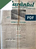 Cuvantul anul XVII (serie noua) nr. 35, 17 noemvrie 1940