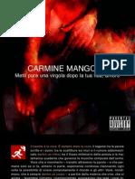 """CARMINE MANGONE, """"Metti pure una virgola dopo la tua fica, amore"""", booklet del 6-tracks Ep omonimo"""