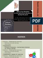 Adventist Education & 21st Century Learning