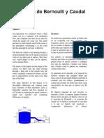 Resultados Proyecto integrador mecanica de fluidos
