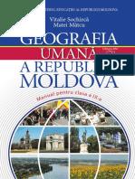 Geografia Umana a Republicii Moldova