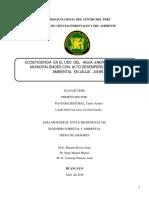 Informe de Monitoreo Ambiental Albacora a-06_marzo 2010