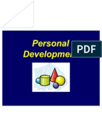 Personal Development Slides