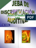 PRUEBA_diSCRIMINACION AUDITIVA 4 AÑOS.pps
