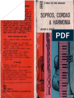 Benade -  Sopros, cordas e Harmonia