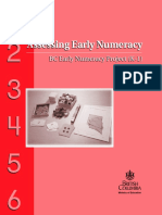 Assessing Numeracy