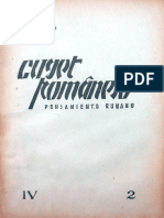 Cuget Romanesc anul IV, nr. 2, dec. 1954