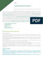 Www.assureur Conseil en Ligne.fr Assurance Commissionnaire de Transport