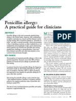 Penicillin Allergy