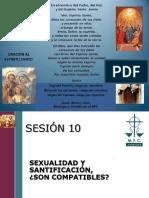 Sesión 10- Sexualidad y Santificación...