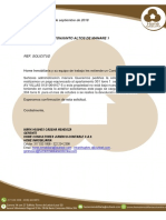 Carta a Administraciones Manare 1