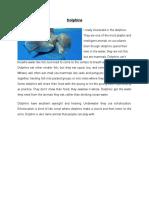 Contoh Descriptive Text Animal.docx
