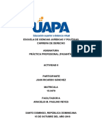 Actividad II - Practica Profesional (Pasantia)