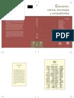 Educación, Ciencia,Tecnología y Competitividad Volumen 10