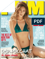 FHM Thailand - January 2017