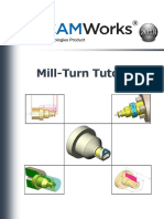 Mill Turn Tutorial