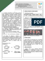 Relatório 1 - Farmacotecnica