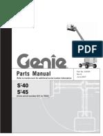 Manual de Partes S40 y S45 Parte 1 Genie