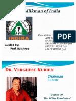 Dr. kurien (Amul)