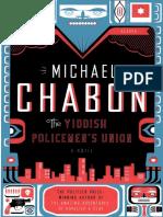 Michael Chabon The Yiddish Policemens Union A Novel.pdf