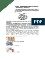Los Billetes de Más Alta Denominación Del Mundo Con Mayor y Menor Poder Adquisitivo