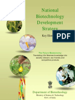 National Biotechnology Development Strategy