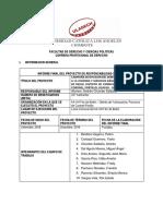 Informe Final de proyecto -2018-  Pacheco Rosales Franklin