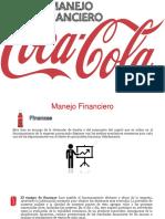 Manejo Financiero Coca Cola