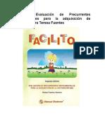 FACILITO Ficha Técnica y Descripción