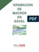 Curso de Programación de Macros en Excel RicoSoft.pdf