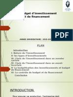budget investissement.ppt