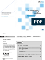 Equilibrar La Vida Personal y La Profesion - ASTD (1)