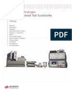 Keysight Technologies - RF and Microwave Test Accessories
