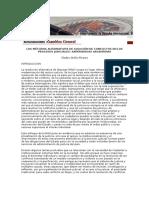 Origen e incidencia de la nueva Ley de Conciliación y Arbitraje