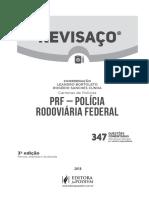 Revisaço PRF- Leg Transito