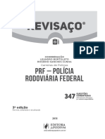 Revisaço PRF- Leg Transito