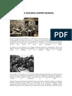 Ajedrez en La Segunda Guerra Mundial