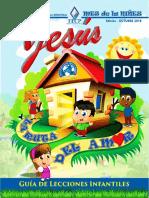 1. JESUS RUTA DEL AMOR Corregida Lecciones Proyecto Nacional