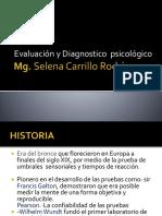 Ps Clínica_Evaluación y Diagnóstico 2016- 2