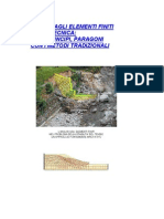 Analisi Agli Elementi Finiti in Geotecnica (Studio Terrain)