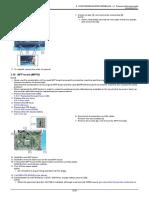 Cambio Placa Control KM Bizhub C3110